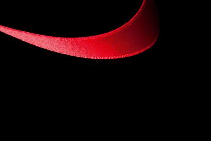 Rotes Band Hintergrundbild 2
