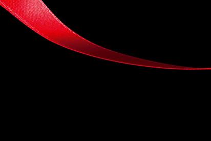Rotes Band Hintergrundbild