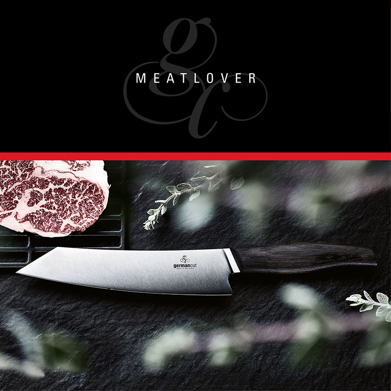 Kochmesser Meatlover von Germancut